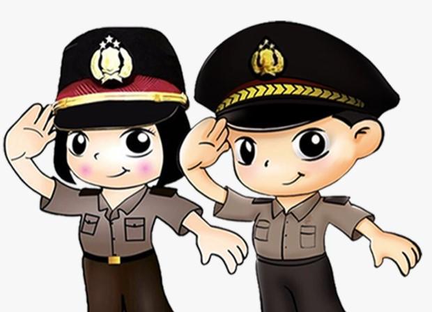 Kode Alam Polisi